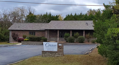 Coleman Family Dentistry Office in Cotter, Arkansas